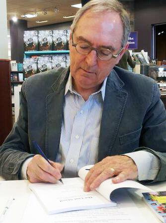 Paul Bennett Book Signing Fall 2013