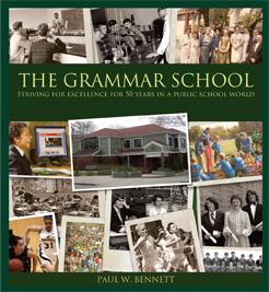 The Grammar School Book Cover
